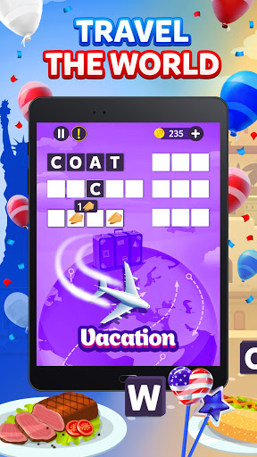 Wordelicious - Play Word Search Food Puzzle Game 1.0.20 screenshots 15