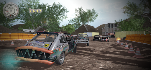 Derby Forever Online Wreck Cars Festival 1.35 screenshots 18