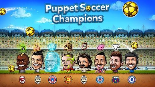 Puppet Soccer Champions – League MOD (Dumb Bots) 4