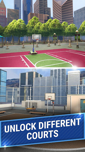 Shooting Hoops - 3 Point Basketball Games 4.5 screenshots 7