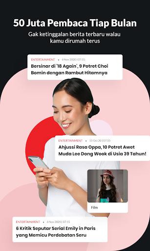 IDN App - Aplikasi Baca Berita Terlengkap 6.10.0 Screenshots 1