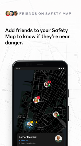 Citizen: Connect on the Most Powerful Safety App 0.1033.0 Screenshots 3