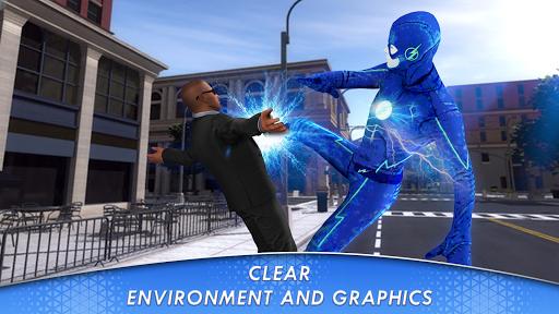 Superhero Flying flash hero game 2020  Screenshots 3