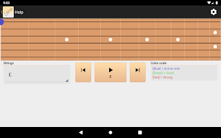 NDM - Guitar (Learning to read musical notation)