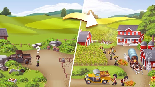 Idle Farming Tycoon  Build Farm Empire Apk Download 2021 2