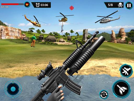 FPS Terrorist Secret Mission: Shooting Games 2020 2.1 screenshots 16