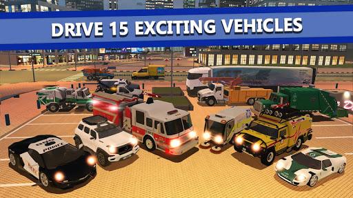 Emergency Driver Sim: City Hero 1.3 Screenshots 12