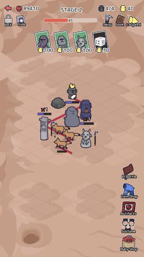 Random Moai Defense  screenshots 4