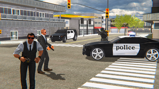 Cop Driver Police Simulator 3D apkpoly screenshots 12