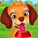 私の子犬ペット - かわいい子犬のペットの獣医ケア - Androidアプリ
