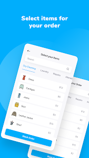 CleanCloud - Dry Cleaning & Laundry