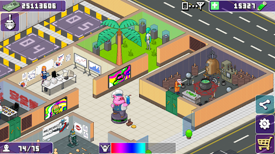 We Happy Restaurant Screenshot