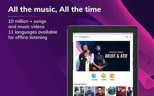 Hungama Music - Stream & Download MP3 Songs  Screenshots 9