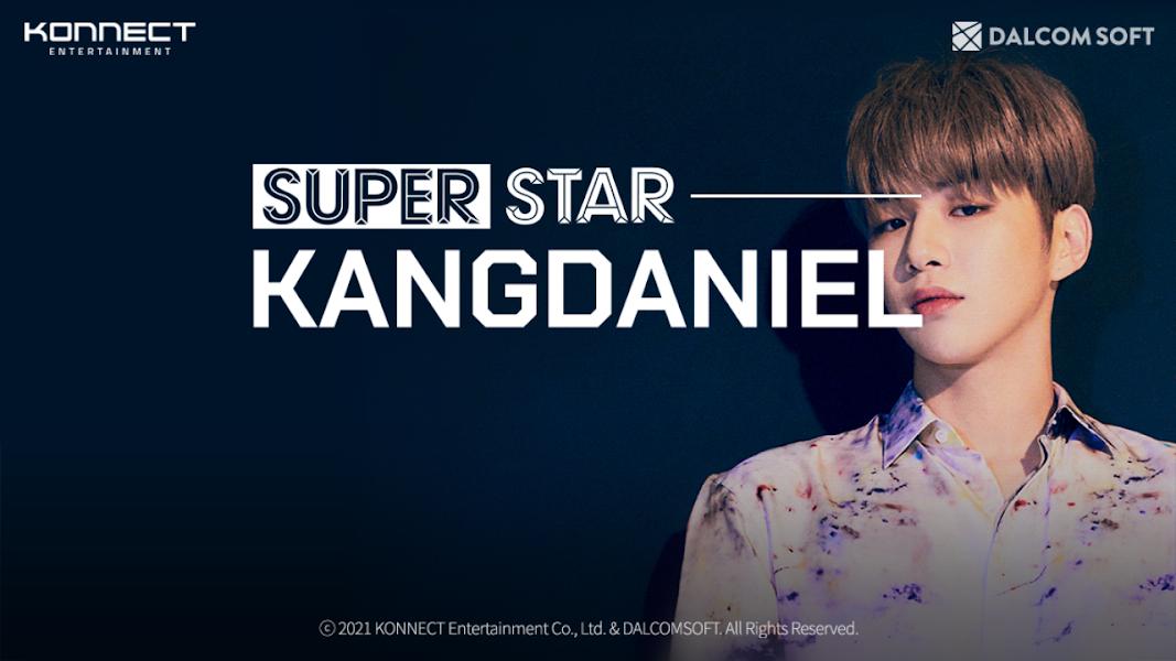 SuperStar KANGDANIEL