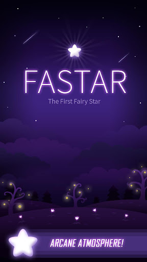 FASTAR VIP - Shooting Star Rhythm Game apkslow screenshots 1