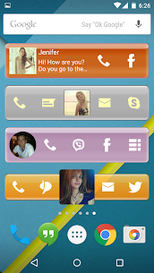 HD Contact Widgets+ Patched APK 4