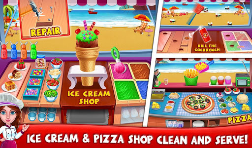 House Cleanup : Girl Home Cleaning Games 3.9.1 screenshots 4