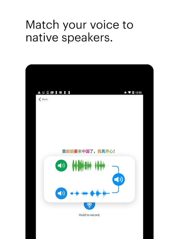 Mango Languages: Personalized Language Learning  poster 11