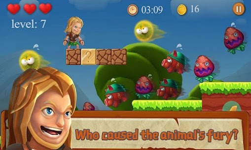 Mr. Adventurer : Smasher Hack for Android and iOS 5