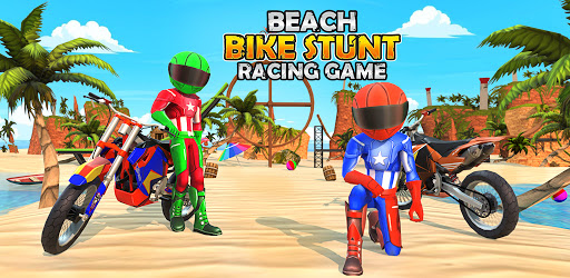 Beach Bike Stunts: Crazy Stunts and Racing Game 5.1 screenshots 14