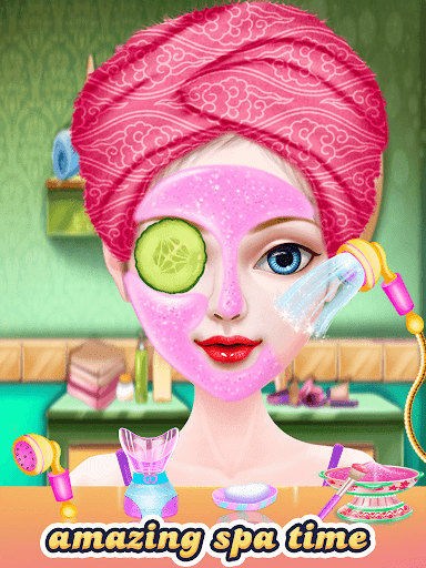 Chinese Doll Makeup Salon Spa  screenshots 4
