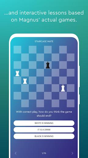 Magnus Trainer – Learn & Train Chess