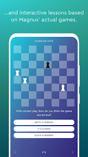 Magnus Trainer - Learn & Train Chess A2.5.6 Screenshots 4