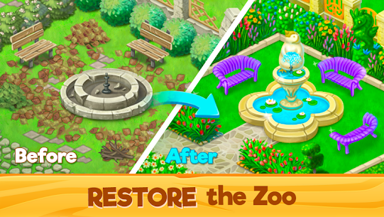 Zoo Rescue: Match 3 For Pc In 2020 – Windows 10/8/7 And Mac – Free Download 1