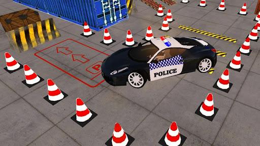 Spooky Police Car Parking Games - Car Games 2020 1.00.0000 screenshots 2