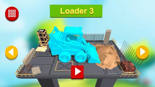 Animated Puzzles tractor farm Apkfinish screenshots 16