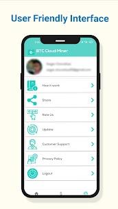 BTC Cloud Miner Pro Apk – Free Mobile Bitcoin Mining Pro APK ** 2021 NEW 4