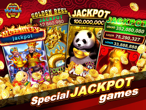 Slots (Golden HoYeah) - Casino Slots 2.5.6 screenshots 6