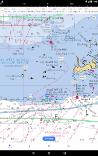 iNavX – Sailing & Boating Navigation, NOAA Charts 10