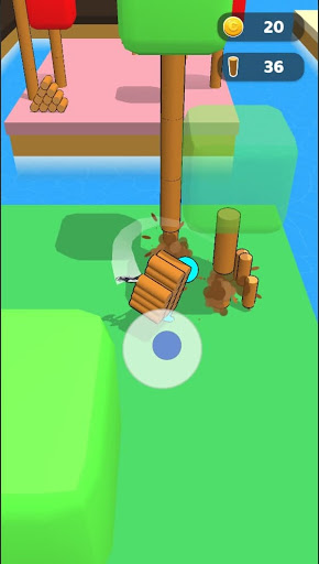 Craftheim - Lumberjack Island Apkfinish screenshots 4