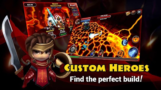Dungeon Quest Mod APK (Free Shopping) 4