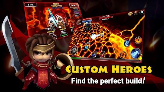 Tải Dungeon Quest MOD APK 3.1.2.1 (mua sắm miễn phí) 4