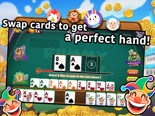 Rummy Pop! The newest, most exciting Rummy Mahjong 1.2.40 screenshots 5