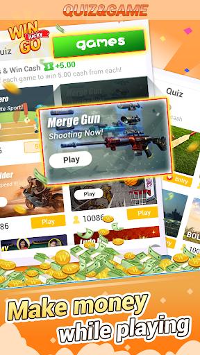 WinGo QUIZ - Win Everyday & Win Real Cash 1.0.3.2 Screenshots 9