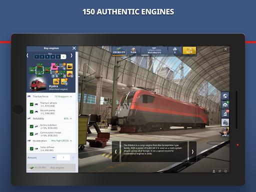 Rail Nation  screenshots 17