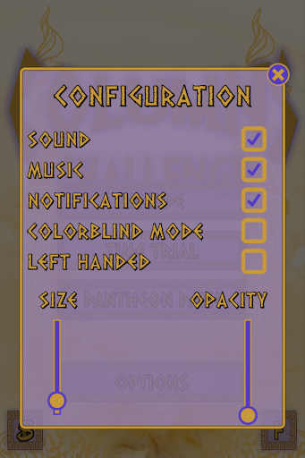 Jewels Columns (match 3) 2.1.1 screenshots 2