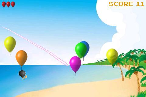 Balloon Ninja ss2