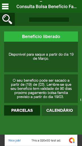 Foto do Consulta Bolsa Benefício Família 2019