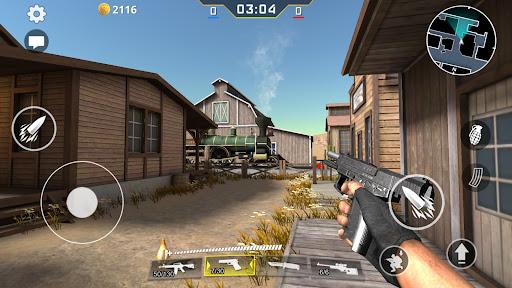 GO Strike : Online FPS Shooter  screenshots 1