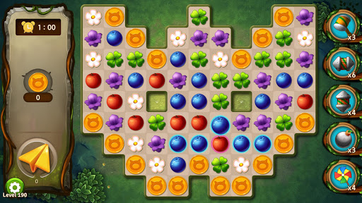 Mystery Forest - Match 3 Game Puzzle (Rich Reward) apkdebit screenshots 5