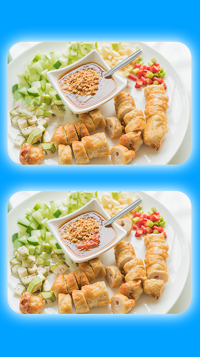 Spot The Differences - Find The Differences Food 2.3.1 screenshots 6