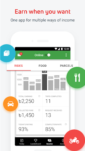 Pathao Drive 4.0.2.1 screenshots 3