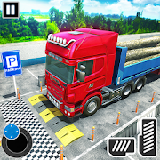 Big Truck Parking Simulation - Truck Games 2021
