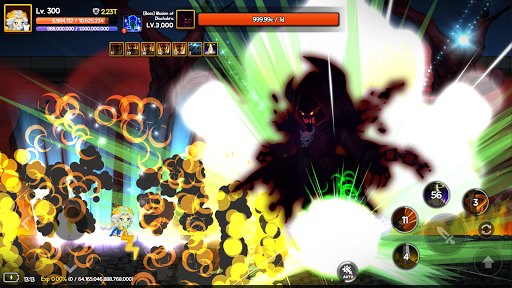 Slime Hunter : Wild Impact modavailable screenshots 6