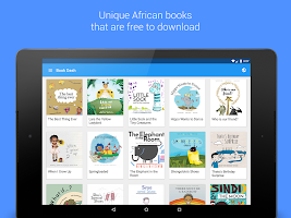 Book Dash: Free African Stories for Kids