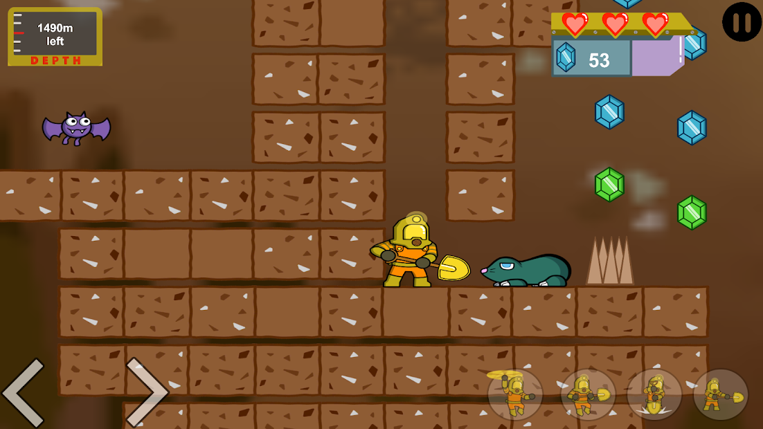 Gold Miner screenshot 10